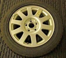 1999-01 AUDI A4 S4 RS4  SPARE TIRE WHEEL Pirelli 205/55 R16 OEM 4A0 601 025 P