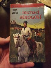 Michael Strogoff by Jules Verne  - Airmont Classic - CL48 - 1964