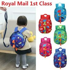 Cartoon Baby Toddler Kids Dinosaur Safety Harness Strap Bag Backpack with  Reins 0b443cc101110
