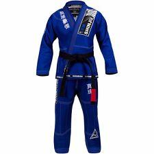 Hayabusa Shinju3 Blue A2 Jiujitsu GI Pearl Weave Jiu-jitsu Uniform BJJ Kimono