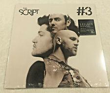 "The Script (Irish band):"" # 3"": 2016 NEW 180g VINYL LP: HQ GERMAN PRESSING: SONY"