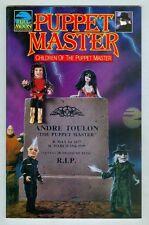 Puppet Master #1 September 1991 VF/NM