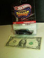 Hot Wheels BlackVW Volkswagen Fastback - Phil's Garage #39 - R/R M/M 2010