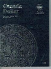 Whitman Canadian Dollar Folder #1 for all King George V & VI Dollars 1935-1952