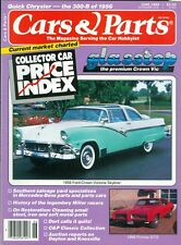 1989 Cars & Parts Magazine: 1956 Ford Crown Victoria Skyliner/1968 Pontiac GTO