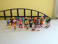 Playmobil 30 verschiedene Figuren Spielset Konvolut Sammlung