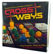 Usaopoly,  Cross Ways, Strategy abstract Game, New and Sealed