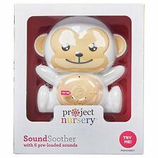 Project Nursery Sound Machine (Monkey)