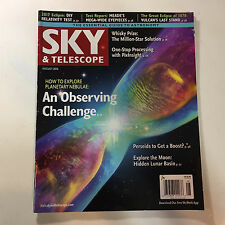 SKY & TELESCOPE Magazine August 2016 -Perseids- The Moon's Hidden Lunar Basin ❤