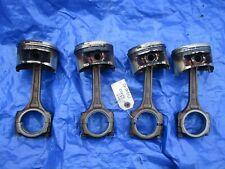 99-01 Honda CRV B20Z2 pistons and rods set B20Z 5062804 P3F PR4 OEM PHK 2039242