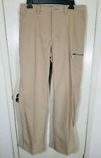 PATAGONIA Men's Continental Pants Stretch Tan Size 32 Brand New NWT