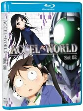 Accel World: Set 2 [New Blu-ray]