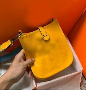 Women's Crossbody Leather Messenger Bag Green Handbag Shoulder Bucket Bags