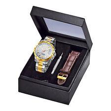 Herren Armbanduhr 22cm Meister Anker Automatik Mineralglas