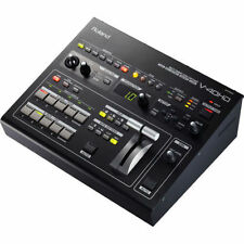 Roland Video Production Switchers and Routers