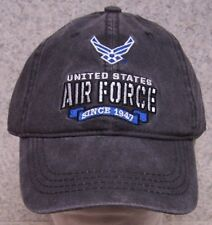 3138a4fc1a3 Embroidered Baseball Cap Military Air Force Emblem Logo NEW 1 hat size fits  all
