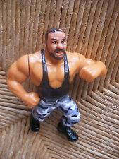 1991 HASBRO TITAN Sport  WWF Wrestling Figure Catcheur Catch LUKE BUSHWHACKERS