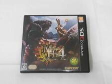 V4848 Nintendo 3DS Monster Hunter 4 Japan N3DS