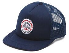 VANS - US OPEN of SURFING Trucker Hat (NEW) Navy Snapback Cap HB 2016  Free Ship