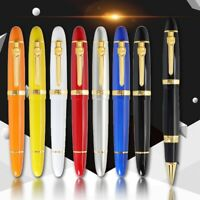 Promotion Jinhao 159 General Black Rollerball Pen Golden Clip Gift High Quanlity