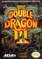 Double Dragon III, (NES)