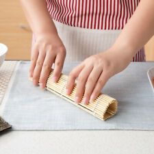 Bamboo Sushi Maker Rice Roll Mold Kitchen Mould DIY Roller Paddle Rolling Mat