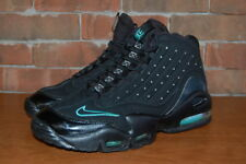 Mens Size 8.5  Nike Air Griffey Max 2 Black / Teal  442171-002