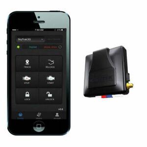 Smart Phone GPS Tracking Mobile Link G3 SCYTEK Car Alarm Remote Start