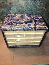 Custom Drawer Storage Cabinet Small Parts Organizer Bin Crafts Plastic Box