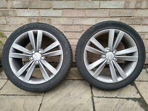 Genuine Seat Leon 17 alloy wheels FR Tdi