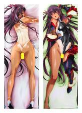 NEW Game Taimanin Mizuki yukikaze Dakimakura Sexy Body Pillowcase Cover 150x50CM