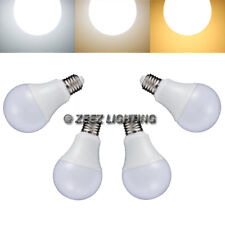 4X LED Light Bulbs 12W Daylight Cool White A19 Equivalent 100W Incandescent Lamp