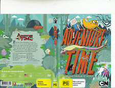 Adventure Time:My Two Favourite People-2010-TV Series USA-12 Epis[144 Min]-DVD