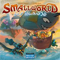 Sky Islands Small World Board Game - Brand New