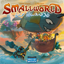 Sky Islands Small World Board Game - Brand New
