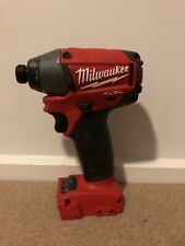 Milwaukee M18CID Genuine 18v Skin Only Excellent Condition Impact Driver