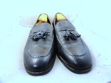 "Allen Edmonds Men's Shoes ""Perugia"" Italian Tassel Loafers Navy 9 3E (158)"