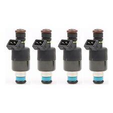 Set 4 Fuel injectors For Chevrolet Oldsmobile Buick 2.3L 2.4L FJ39 17084614