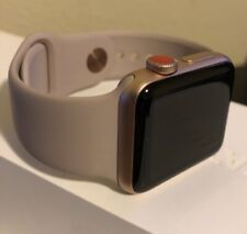 Apple Watch Series 3 - Rose Gold with Lavender Sport Band (GPS + Cellular)