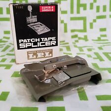 LPL 712 E / 712E Patch Tape Splicer - Super or Single 8 Made In Japan