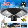 240W 24000LM LED Solar Straßenlaterne Hofbeleuchtung Mastleuchte Wegleuchten