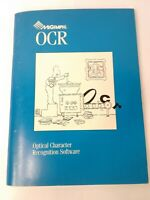 Migraph OCR Optical Character Recognition Manual For the Amiga