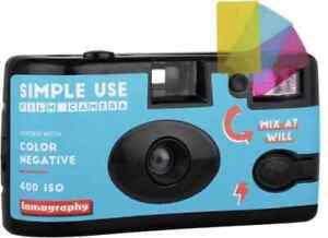 Lomograpghy Simple Use Film Camera
