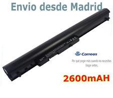 Batería para HP HSTNN-LB5S HSTNN-LB5Y OA03 OA04 2600 mAh Battería