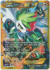POKEMON - SHAYMIN EX - 77a/108 FULL ART GOLD XY TRAINERS PREMIUM COLLECTION NEW