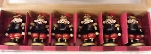 Placecard Holder Wooden Nutcracker Bombay Co. 2001 / 2030544 Holiday Christmas