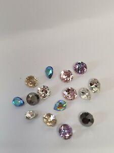 Swarovski crystals for nails, nail art, crystals, incredible quality UK SELLER