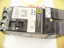 Square D FA26020AC I LINE CIRCUIT BREAKER 20 Amp 2 Pole 600 volt