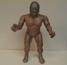 LJN WWF Hulk Hogan Wrestling 16' Prototype Production Cast Mold Figure Rare