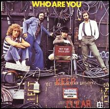 THE WHO - WHO ARE YOU D/Rem CD w/BONUS Trax ~ PETE TOWNSEND~ROGER DALTREY *NEW*